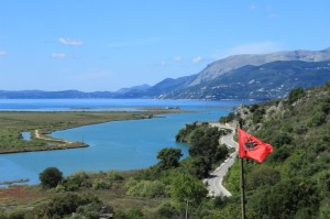 Butrint sea view